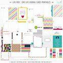 Live Free : Love Life » 73 FREE Printable Journal Cards | MissTiina.com {Blog}