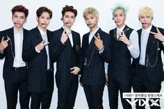 6 facts you should know about VIXX before heading to KCON 2014