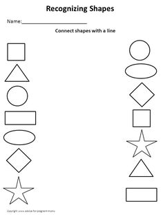 printable kindergarten worksheets | Worksheets for Preschool - Templates completely FREE for educational ...
