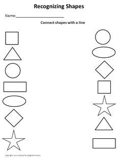 printable kindergarten worksheets | Worksheets for Preschool - Templates completely FREE for educational ...