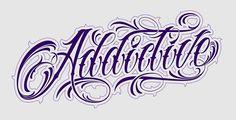 Diseños perros de letras Tattoo Word Fonts, Tattoo Lettering Design, Tattoo Fonts Alphabet, Cursive Tattoos, Chicano Lettering, Graffiti Lettering Fonts, Writing Tattoos, Hand Lettering, Graffiti Tattoo