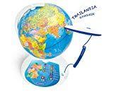 Galileo 69.362,7 - Descubriendo el mundo, mapa del mundo interactivo Snow Globes, Children, Home Decor, Maps, World, Globe, Globes, To Sell, Get Well Soon