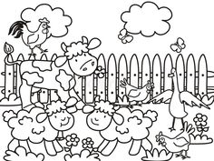 7 Pictures Of Farm Animals to Color Pictures Of Farm Animals to Color. 7 Pictures Of Farm Animals to Color. Cow Face Coloring Pages at Getcolorings Chicken Coloring Pages, Farm Animal Coloring Pages, Toddler Coloring Book, Coloring Pages To Print, Free Printable Coloring Pages, Coloring Book Pages, Coloring Pages For Kids, Kids Coloring, Coloring Sheets