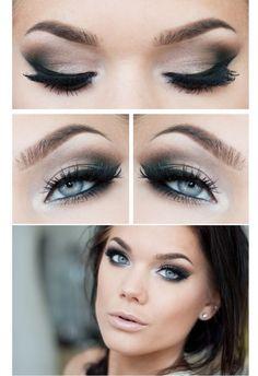 Makijaż dla jasnych oczu. Niebieskie i szare tęczówki wyglądają w tych kolorach rewelacyjnie! - Strona 5