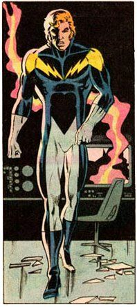 Lighting Lad by Mike Grell.