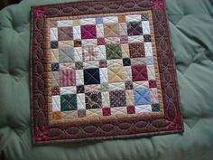 """Candy Dish, 18"""" square,  Kim Diehl free pattern on her website"""