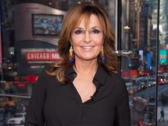 #OBC Sarah Palin Developing Her Own 'Judge Judy'-Style Reality Show Because Of Course She Is hugs Ellie.