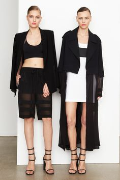 DKNY Pre-Fall 2014 Collection