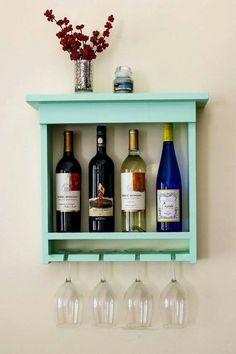 (101) Ideas para Exhibir los Vinos