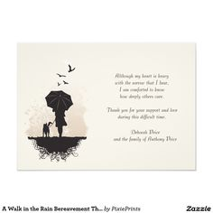 Sending Custom Bereavement Thank You Cards to Show Your ...
