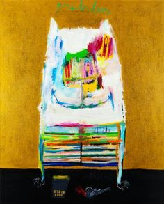 """Saatchi Online Artist: Woo, Kukwon; Oil, Painting """"To be or not to be"""""""