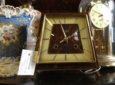 8 day mechanism mantle clock, The Antiques Emporium, Ampthill, Beds.    Antique Owl: http://antiqueowl.wordpress.com/2012/03/04/antiques-shop-owling-in-ampthill/