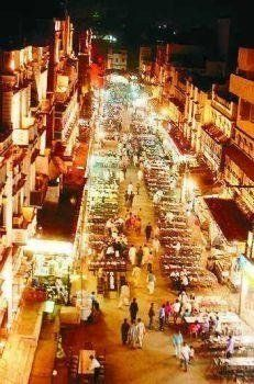 Food Street Lahore - Pakistan....definitely going there with him again :D!