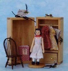 Sweetest Little Hitty in her Trunk Set