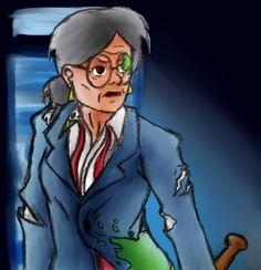 Grauntie Mabel (Relativity Falls)