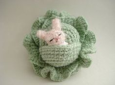 Cabbage Baby by ~MoonYen