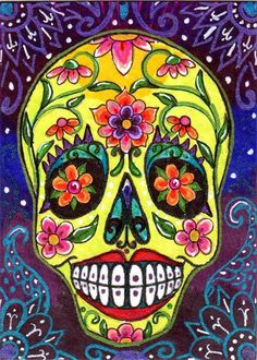 DIA De Los Muertos Art | call for latino artists who are also writers envision arts and culture ...