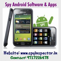 SPY INSPECTOR SOFTWARE: Spy Software: An Advance Monitoring Solution