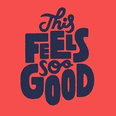 "1,345 Likes, 3 Comments - handmadefont.com (@handmadefont) on Instagram: ""#sunday feels so #good - just like #typography by @lawerta #handmadefont"""