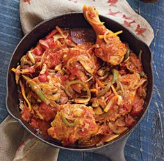 Looking for The joy of cooking chicken cacciatore recipe? This and other recipes at Best Cook Ideas website. Cacciatore Recipes, Chicken Cacciatore, Good Food, Yummy Food, Joy Of Cooking, Chicken Legs, Heart Healthy Recipes, Chicken Recipes, Recipe Chicken