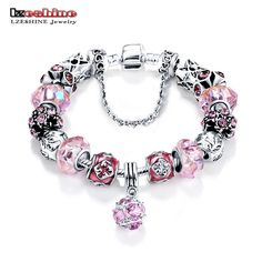 Antique Silver Charm Bracelet //Price: $24.66 & FREE Shipping //   Get it here -> https://christmasxgifts.com  #charmsbracelet