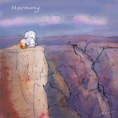 Today's Doodle: harmony