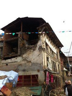 Houses at Deupatan, Pashupati Nepal Photo by - Sriju Sharma