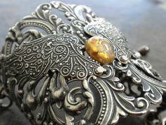 Silver Cuff Bracelet Angel Wings 72