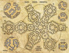 The Library of Gaming Maps - Fantasy Maps - Community - Google+
