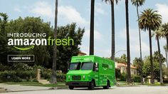 Amazon's Grocery Delivery Service, AmazonFresh, May Launch In SF Next Week