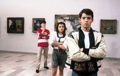 Ferris Bueller's Day off. Classic.