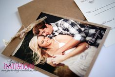 Callie  Rustic and Fun Booklet Style by yourstrulyinvitation, $75.00