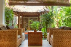 Great spot for an afternoon drink by the pool at Villa Kipas in Bali