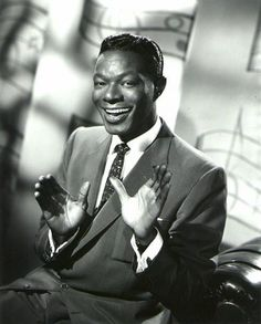 What a voice!!Sang like butter-Nat King Cole!