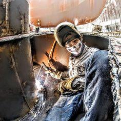 Photo by @vovkastarikov on #instagram #westcoweld #ukwelding #welding #welder #weld #selfie #stickweld #migweld #tigweld #skull #arczone #weldernation #weldporn