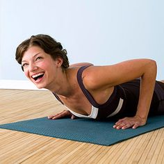 Blast 500+ Calories Doing Yoga - This calorie-zapping yoga routine will melt away pounds while sculpting every major muscle in your body.