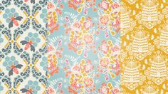 Design Surface Patterns From Scratch with Bonnie Christine | CreativeLive - Learn. Be Inspired.