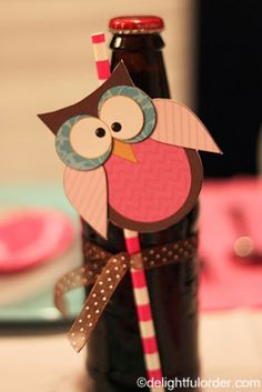 Night Owl Birthday Party Ideas