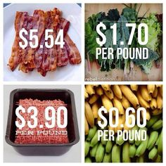 Who said going vegan is expensive? And don't forget healthcare costs! Stop the excuses, go VEGAN.