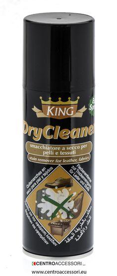 Dry Cleaner, smacchiatore universale. Stain remover dry cleaner. #CentroAccessori