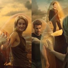 New Allegiant trailer tomorrow yay I'm so excited!