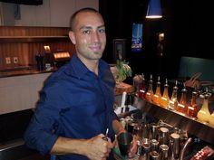 Jake Berkey of Steak 954 Diet Coke, Craft Cocktails, Great Restaurants, Red Wine, Steak, Miami, Steaks