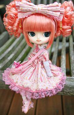 Pullip 2009: Maretti Dal (collab w/Angelic Pretty)