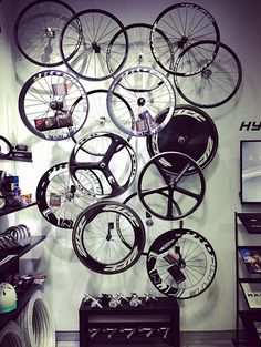 Rims galore