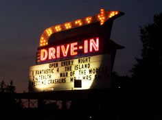 You don't need an actual drive-in for our drive-in movie date idea.
