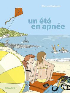 Un été en apnée | Éditions Sarbacane