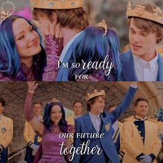 Descendants Characters, Disney Descendants 3, Disney Characters, Decendants, Dove Cameron, Disney Channel, Number One, Unicorns, Birthday Invitations
