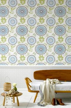 Poppytalk: New Amy Butler Wallpapers