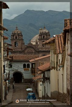 "Cusco, Peru: ""navel of the world"""