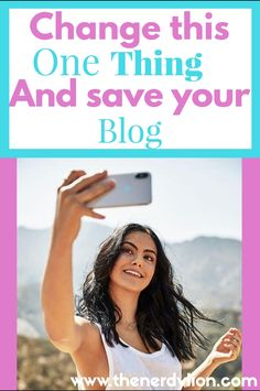 Your blogging traffic has stalled to a halt, blogger engagements are at an all-time low. Find out how to turn it around by doing these 5 simple things. #bloggingtips #workfromhome #entrepreneur #success #blog #wordpress #camilamendes #riverdale How To Start A Blog, How To Make Money, Cool Writing, What It Takes, Blogging For Beginners, Social Media Tips, 5 Ways, Save Yourself, All About Time